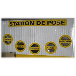 DÉCO STATION DE POSE